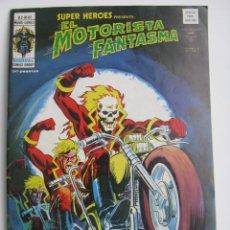 Cómics: SUPER HÉROES VOL. 2 Nº 82: EL MOTORISTA FANTASMA, 1978, VERTICE, . Lote 112632723