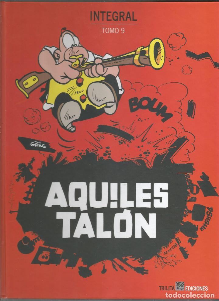 AQUILES TALON 09 (INTEGRAL) (Tebeos y Comics - Comics otras Editoriales Actuales)