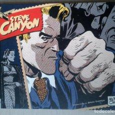 Cómics: STEVE CANYON VOL1. HORIZONS UNLIMITED. AÑO1947, DE MILTON CANIFF. EDICIONES KRAKEN.. Lote 112882519