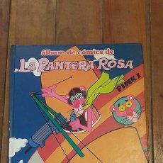 Cómics: LA PANTERA ROSA. ALBUM DE COMICS Nº 2 - ED. PARRAMON 1986. Lote 111655640