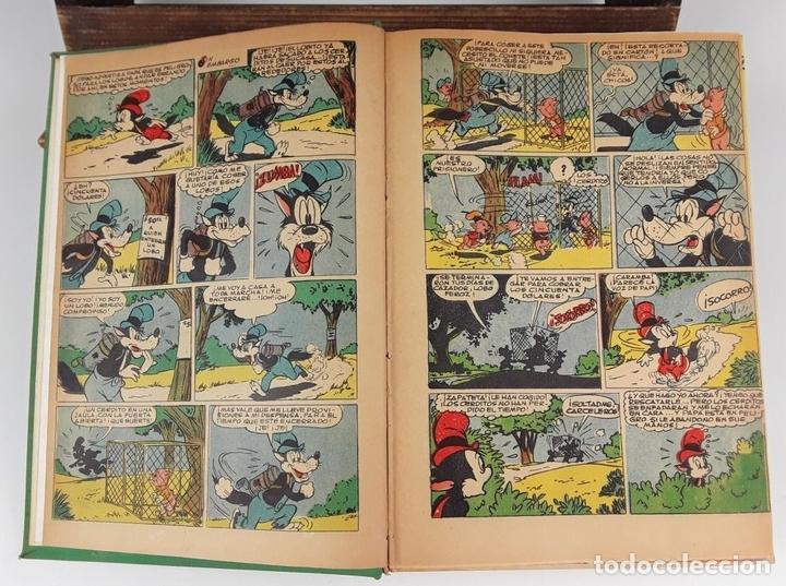 Cómics: LOTE DE 25 EJEMPLARES ENCUADERNADOS EN 1 TOMO. VARIOS AUTORES. 1950/1955. - Foto 6 - 113086855