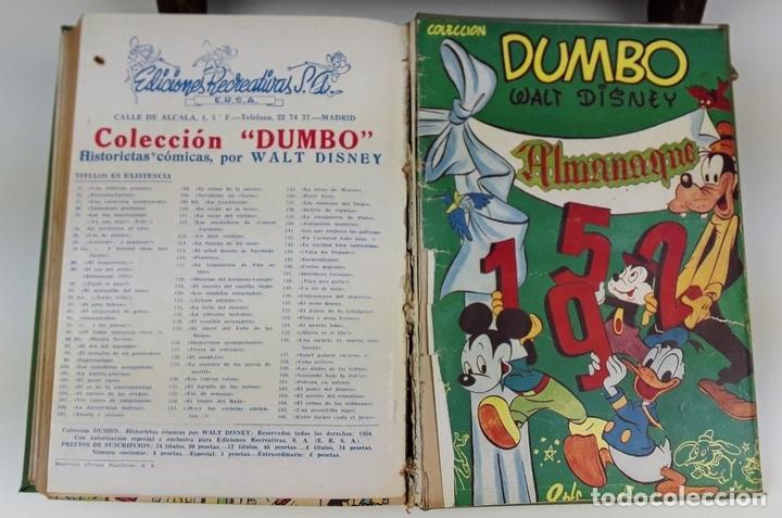 Cómics: LOTE DE 25 EJEMPLARES ENCUADERNADOS EN 1 TOMO. VARIOS AUTORES. 1950/1955. - Foto 7 - 113086855