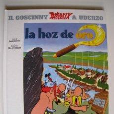 Cómics: ASTERIX - LA HOZ DE ORO - Nº 2 - EDICIONES SALVAT.. Lote 113109999