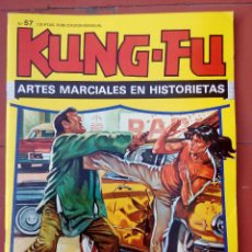 Cómics: KUNG-FU ARTES MARCIALES EN HISTORIETAS Nº 57. Lote 113150207