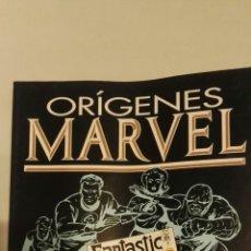 Cómics: ORÍGENES MARVEL,THE FANTÁSTIC FOUR 1-5. Lote 113197655