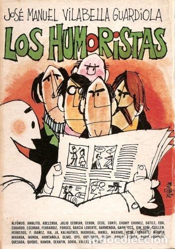 LOS HUMORISTAS EDICIONES AMAIKA FORGES (Tebeos y Comics Pendientes de Clasificar)