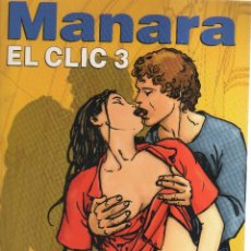 Cómics: MANARA EL CLIC 3. Lote 113253779