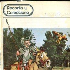 Cómics: DON QUIJOTE DE LA MANCHA : DON QUIJOTE DE LA MANCHA. Lote 113311024