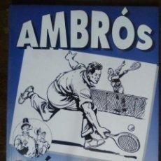 Cómics: HEROES DEL DEPORTE Nº 3 (AMBROS) - EL BOLETIN - PRECINTADO - OFM15. Lote 113620163