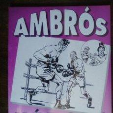 Cómics: HEROES DEL DEPORTE Nº 2 (AMBROS) - EL BOLETIN - PRECINTADO - OFM15. Lote 113632675