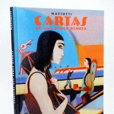 Cómics: DELICATESSEN CARTAS DE UNA ÉPOCA REMOTA (LORENZO MATTOTTI) GLENAT, 2005. OFRT ANTES 15E. Lote 195444430