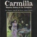 Cómics: CARMILLA NUESTRA SEÑORA DE LOS VAMPIROS - DUDE - MUY BUEN ESTADO. Lote 163832190