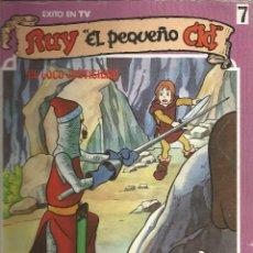 Cómics: RUY EL PEQUEÑO CID EL LOCO JUSTICIERO Nº 7 EDITORIAL FHER. Lote 113882163