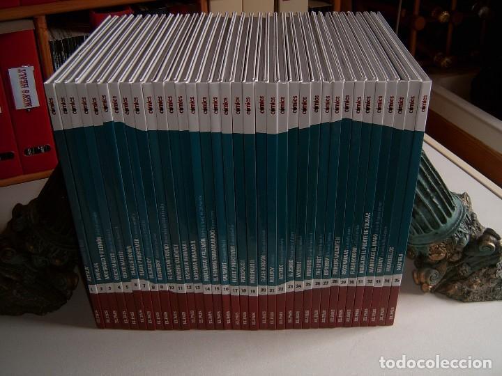 COLECCION DE LOS 35 COMICS VARIOS (Tebeos y Comics - Comics Colecciones y Lotes Avanzados)