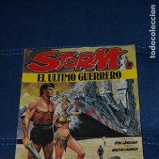 Cómics: STORM EL ULTIMO GUERRERO. Lote 103542003