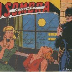 Cómics: LA SOMBRA JUSTICIERA FACSIMIL NUMERO 01: LA SOMBRA JUSTICIERA. Lote 114239558