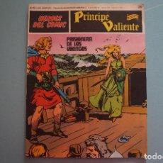 Cómics: CÓMIC DE PRÍNCIPE VALIENTE PRISIONERA DE LOS VIKINGOS AÑO 1972 Nº 26 DE BURU LAN COMICS LOTE 12. Lote 114770595