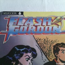Cómics: FLASH GORDON.SELECCION 6.EDICION HISTORICA.CONTIENE N°21,22,23,24.. Lote 114829212