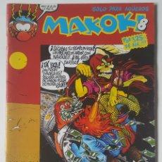 Cómics: MAKOKI #8 (MAKOKI, 1990) REVISTA. Lote 114837243