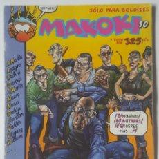 Cómics: MAKOKI #10 (MAKOKI, 1990) REVISTA. Lote 114837551