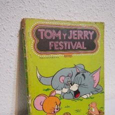 Cómics: TOM Y JERRY FESTIVAL. Lote 114845379