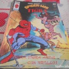 Cómics: COMIC - VERTICE - SUPER HEROES - SPIDERMAN Y LA TIGRA - V 2 N 92. Lote 114932471