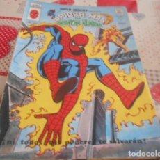 Cómics: COMIC - VERTICE - SUPER HEROES - SPIDERMAN Y LA ANTORCHA HUMANA - V 2 N 88. Lote 114932535