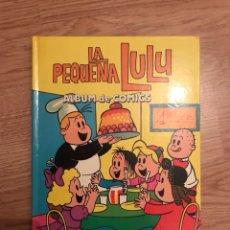 Cómics: LA PEQUEÑA LULÚ - ALBUM DE COMICS Nº3. Lote 115029432