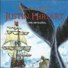 Cómics: JUSTIN HIRIART, EDICIÓN INTEGRAL, 2015, HARRIET EDICIONES, IMPECABLE. Lote 115122915