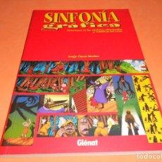 Cómics: SINFONÍA GRÁFICA, DE SERGIO GARCÍA (GLÉNAT, 2000) BUEN ESTADO. Lote 115128775