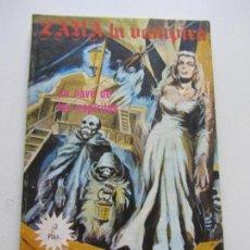 Cómics: ZARA LA VAMPIRA - Nº 10- EDICIONES ELVIBERIA 1976 / COMIC ADULTOS CSD97. Lote 115190763