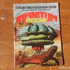 Cómics: INFINITUM 2000 Nº 20 PRODUCCIONES EDITORIALES 1981.. Lote 115292659