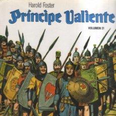 Cómics: PRINCIPE VALIENTE .HAL FOSTER VOL.21. Lote 115294843