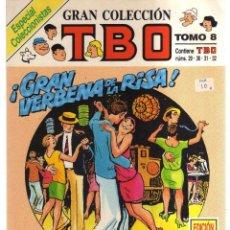 Cómics: TBO TOMO 8 GRAN VERBENA DE LA RISA. Lote 115295787