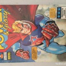 Cómics: POWER & GLORY TEBEO COMIC 1 D 4 1994 TEBEO COMIC KREATEN. Lote 115338831
