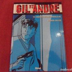 Comics: GIL STANDRE TOMO 5 - INVESTIGACIONES PARALELAS - GLENAT COLECCION VIÑETAS NEGRAS Nº 24 TAPAS DURAS. Lote 115379931