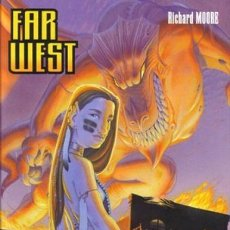 Comics: FAR WEST (RICHARD MOORE) DIBBUKS - COMO NUEVO - C13. Lote 115478063