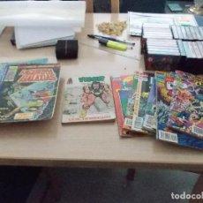 Cómics: LOTE DE COMIC DIVERSAS EDITORIALES, VERTICE Y FORUM SOBRE TODO, CON DEFECTOS, AMPLIADO. Lote 115563943