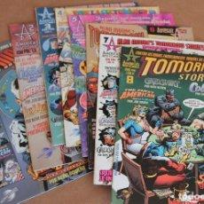 Comics: TOMORROW STORIES 1 2 3 4 5 6 7 8 COMPLETA - ED PLANETA, AÑO 2000 - MUY BUEN ESTADO. Lote 115680971