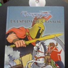Cómics: COLECCION COMPLETA DE 4 TOMOS DE TARTESSOS DE EDITORIAL BOOKADILLO. Lote 115712415