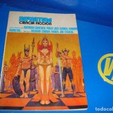 Cómics: COMIC UNDERGROUND DESCATALOGADO INFINITUM CIENCIA FICCION-1976. Lote 115753407