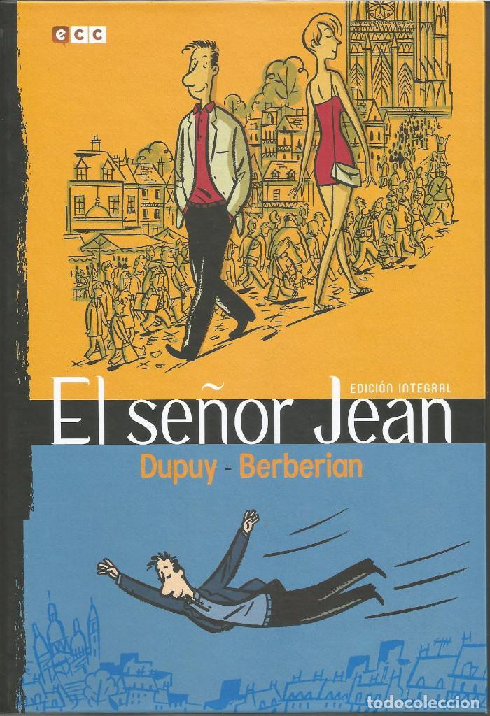 EL SEÑOR JEAN: EDICIÓN INTEGRAL ECC CÓMICS (Tebeos y Comics - Comics otras Editoriales Actuales)