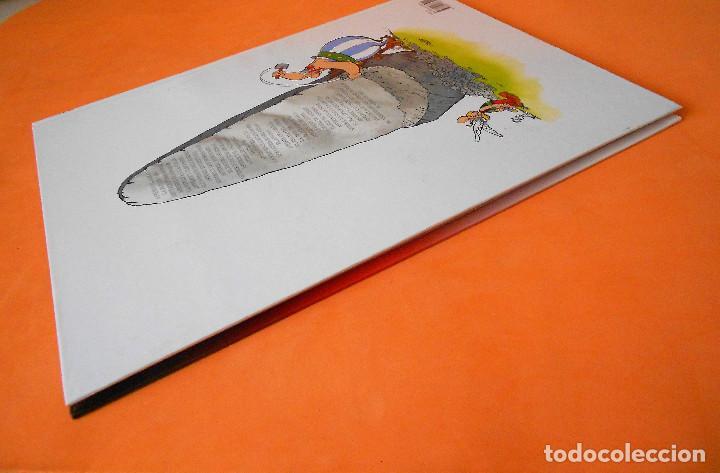 Cómics: EL ANIVERSARIO DE ASTERIX Y OBELIX. EL LIBRO DE ORO, DE UDERZO (EDITORIAL SALVAT). IMPECABLE. - Foto 2 - 115831255