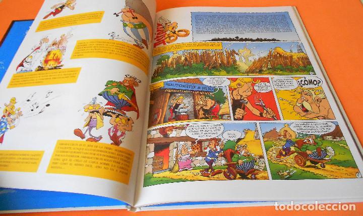Cómics: EL ANIVERSARIO DE ASTERIX Y OBELIX. EL LIBRO DE ORO, DE UDERZO (EDITORIAL SALVAT). IMPECABLE. - Foto 3 - 115831255