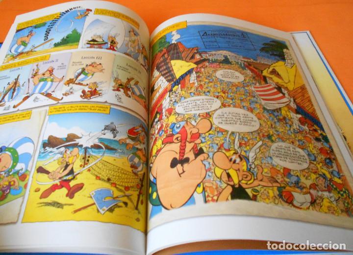 Cómics: EL ANIVERSARIO DE ASTERIX Y OBELIX. EL LIBRO DE ORO, DE UDERZO (EDITORIAL SALVAT). IMPECABLE. - Foto 4 - 115831255