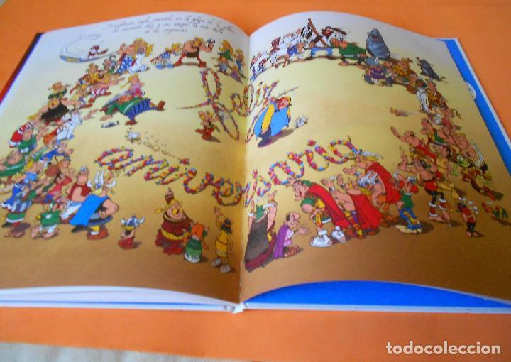 Cómics: EL ANIVERSARIO DE ASTERIX Y OBELIX. EL LIBRO DE ORO, DE UDERZO (EDITORIAL SALVAT). IMPECABLE. - Foto 6 - 115831255