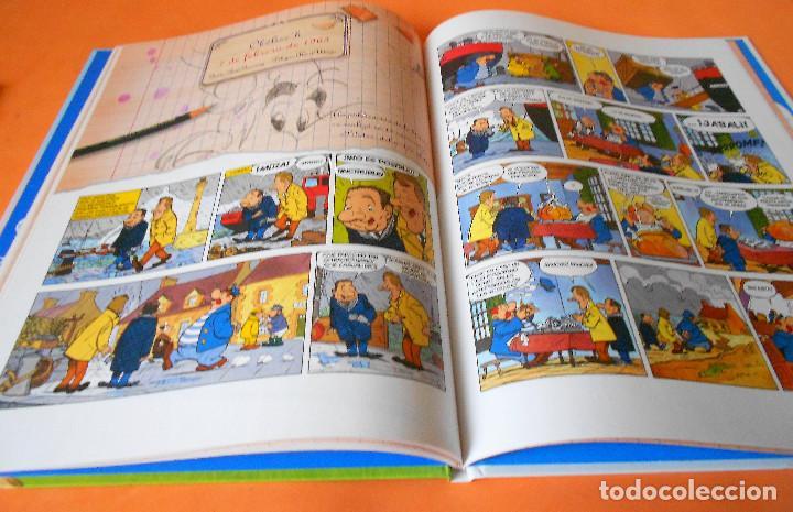 Cómics: Asterix y lo nunca visto - Salvat (2014). Tapa dura. Impecable - Foto 4 - 115832355