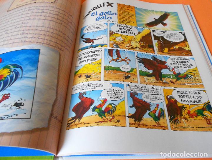 Cómics: Asterix y lo nunca visto - Salvat (2014). Tapa dura. Impecable - Foto 6 - 115832355