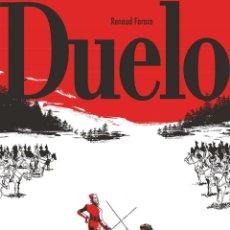 Cómics: CÓMICS. DUELO - RENAUD FARACE (CARTONÉ). Lote 115956547