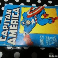Cómics: RETAPADO CAPITAN AMERICA NUMERO 13 EN FORUM . Lote 116164035